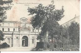 PETIT SEMINAIRE St-FIRMIN, MONTPELLIER - L'ENTREE - Montpellier