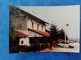 Melin La Gare Photo Août 1983 Haute Saône Franche Comté - Altri Comuni