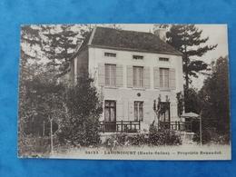 Lavoncourt Propriété Renaudot Haute Saône Franche Comté - Altri Comuni