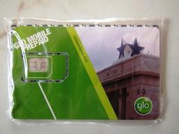 SIM    GSM    GLO   GHANA  TOP MINT - Ghana