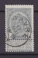 N° 53 WAVRE - 1893-1907 Armoiries
