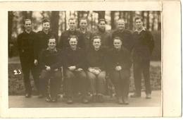 Great Britain- Pow Camp  174 -norton-cuckney Mansfield-photo -pris Of War Post - War 1939-45