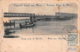 PONT Sur L'ESCAUT - Tamise - 1912 - Temse