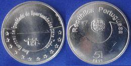 PORTUGAL 5 EURO 2007 - Portugal