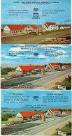 SAINT JEAN PORT JOLI - 3 CP - Auberge Du Faubourg (118201) - Sin Clasificación