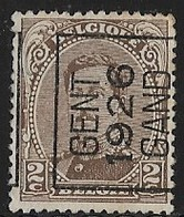 Gent 1926 Typo Nr. 130A - Préoblitérés