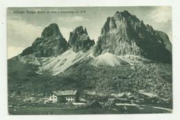 RIFUGIO PASSO SELLA E SASSOLUNGO - NV FP - Bolzano (Bozen)