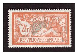 MERSON N° 145 Neuf Charnière - Francia
