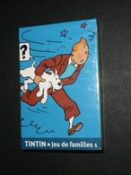 Rare Jeu De Cartes NEUF BD Hergé Tintin, Moulinsart, Jeu Des Familles - Jeux De Société