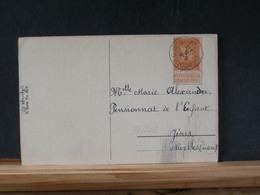 86/208   CP BELGE  BRACQUEGIVES  1919 - Belgique