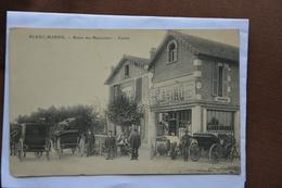 BLANC-MESNIL-route Des Haricotiers-le Casino-(TRES MAUVAIS ETAT-decollement Important Et Pli Vertical) - Le Blanc-Mesnil