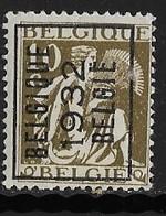 België  1932 Typo Nr. 255A - Typo Precancels 1932-36 (Ceres And Mercurius)