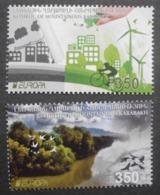 Bergkarabach      Europa Cept    Umweltbewusst Leben  2016    ** - Europa-CEPT