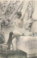 Nu Feminin - Erotisme- Erotique - Fantaisie - Série ''La Toilette '' - Erotik Bis 1960 (nur Erwachsene)