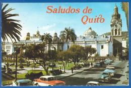Ecuador; Quito - Ecuador