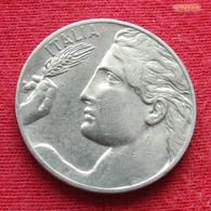 Italy 20 Centesimi 1921 KM# 44 *V1  Italia Italie Italien Italiana - Italia
