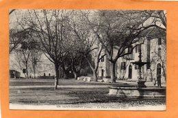 Saint-Florent Saint Florent Corse France 1906 Postcard - France