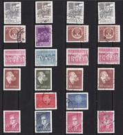 SE194 – SUEDE – SWEDEN – 1960 – FULL YEAR SET – Y&T 446/57 USED 11 € - Gebruikt