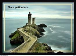 29  PLOUZANE  .. . Phare Du Petit Minou - Autres Communes