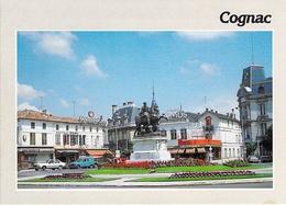 16 - Cognac - Place François 1er - Cognac