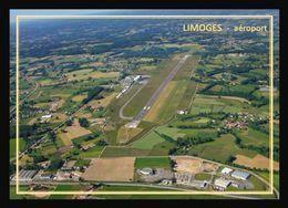 87  LIMOGES  -  Vue Generale De L'aeroport ... - Limoges