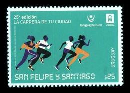 Uruguay 2019 Mih. 3681 City Run Of San Felipe Y Santiago MNH ** - Uruguay