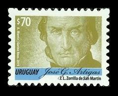 Uruguay 2019 Mih. 3695 Definitive Issue. Jose Gervasio Artigas MNH ** - Uruguay