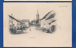 VEXAINCOURT   Grand'Rue     Animées - France
