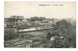CPA 45 MONTARGIS LE CANAL LE PORT - Montargis