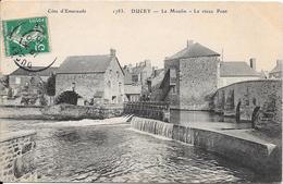 50 DUCEY - Le Moulin, Le Vieux Pont - Ducey