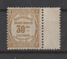 Taxe N° 46 NEUF** - 1859-1955 Mint/hinged