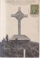 Crete De Vimy Monument Des Officiers Canadiens 9 Avr 1917      1920 - Otros Municipios