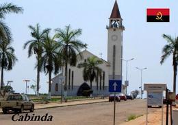 Angola Cabinda City Cathedral New Postcard - Angola