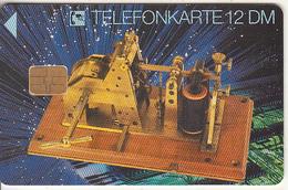 GERMANY - Siemens Telegraph 1907(E 13), Tirage 30000, 09/94, Used - Téléphones