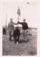 Lot 32 Anciennes Photos Militaires 2ème RTM Afrique Maroc Marrakech Circa 1935 1937 + LIVRET 16 PAGES - Guerre, Militaire