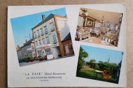 """LE NOUVION EN THIERACHE - Hôtel Restaurant """" La Paix """" ( 02 Aisne ) - France"""