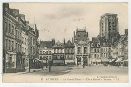 62 - Béthune - La Grand'Place - Bethune