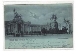 DC242 - Gruß Aus Berlin Nationaldenkmal - Kreuzberg
