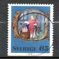 SUEDE  St Nicolas 1976 N° 947 - Oblitérés