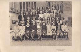 Photos Personnes à Identifiées - L'école - Photo Par Pierre Petit - Personnes Anonymes