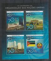 B748. Mozambique MNH - 2015 - Organizations - International - Vereine & Verbände