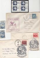 USA Lot Antarctique - Stamps