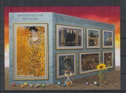 H965. Sierra Leone - MNH - 2016 - Art - Paintings - Symbolism - Bl. - Künste
