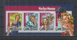I353. Guinea-Bissau - MNH - 2015 - Famous People - Marilyn Monroe - Persönlichkeiten