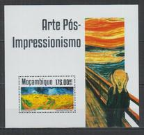 P747. Mozambique - MNH - 2014 - Art - Painting - Impresionism - Bl - Künste
