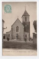 - CPA LYRE (27) - L'Eglise - Edition La C. P. A. N° 11 - - Autres Communes