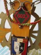 Quille De Liberation  Du  602e Régiment De Circulation Routière     Année 1980 - Autres