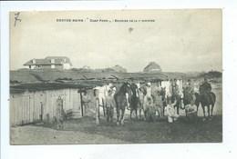 Koksijde Coxyde Bains Camp Foch Ecuries De Le 1e Division ( Heel Zeldzaam ) - Koksijde