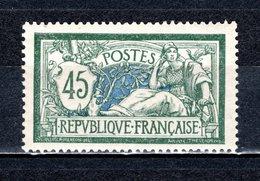 FRANCE  N° 143  NEUF SANS CHARNIERE  COTE  120.00€    TYPE MERSON  VOIR DESCRIPTION - 1900-27 Merson