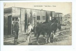 Koksijde Coxyde Bains Camp Foch Forge ( Heel Zeldzaam ) - Koksijde